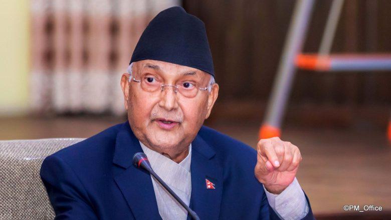 अपराधिक गतिविधि बढ्दो क्रममा, नेपाल प्रहरी चनाखो हुनुपर्छ : प्रधानमन्त्री ओली