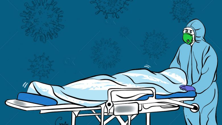 आज २२ जना कोरोना संक्रमितको मृत्यु, मृतकको संख्या ११४८ पुग्यो
