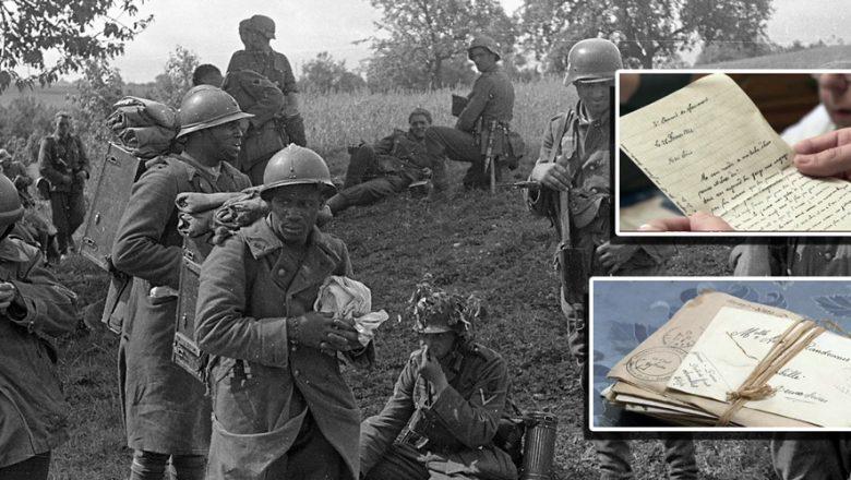 सात दशकपछि भेटियो दोश्रो विश्वयुद्धमा सेनाले लेखेको प्रेमपत्र