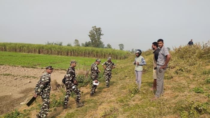 कञ्चनपुरमा भारतीय एसएसबीले चलायो गोली, १ नेपाली घाइते