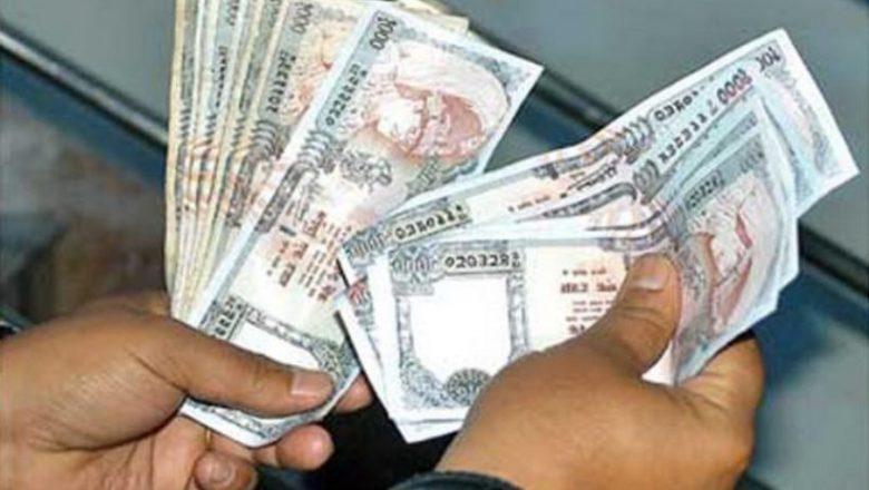 चार लाख रुपैयाँ घुससहित वडा सचिव पक्राउ