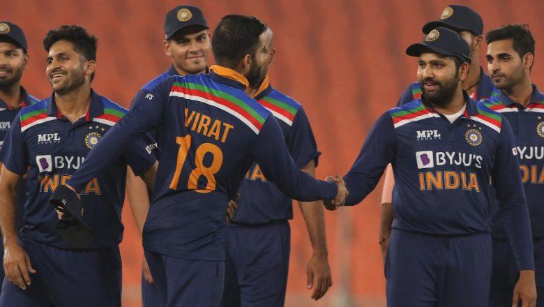 इङल्याण्डविरुद्धको टी-२० सिरिजमा भारतको रोमाञ्चक जित