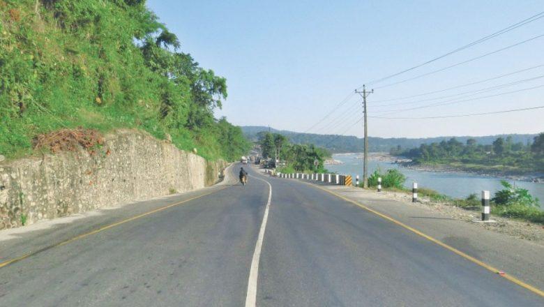 नारायणगढ–मुग्लिङ सडक दैनिक साढे ४ घण्टा बन्द हुने, यस कारण हुने  भयो