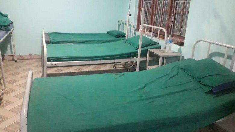 नुवाकोट छहरेको सेवा सामुदायिक अस्पताललाई आईसोलेसन निर्माणको लागि रोटरी क्लबको सहयोग