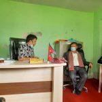 प्रदेश पत्रकार महासंघसंग सहकार्य गर्ने मन्त्री पाण्डेको प्रतिबद्धता