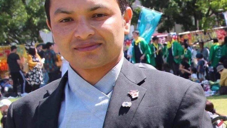 एनआरएनए क्युस्युको संयोजकमा नुवाकोट पञ्चकन्याका अर्जुन थापा