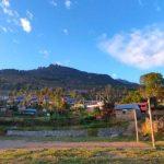 Taji village : Top village of  kispang
